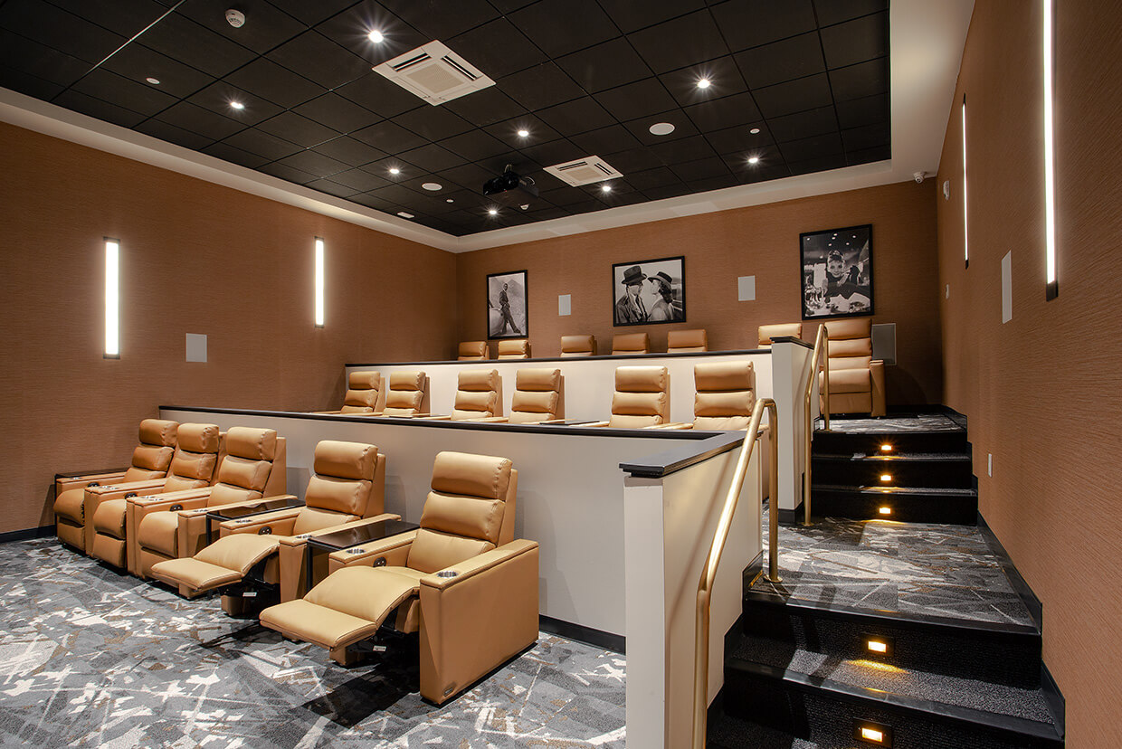 Cinema Room available for Parties