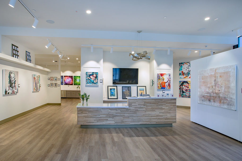 The Art Gallery at 1 Martine